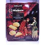 Kirkland Signature Walkers Premium Shortbread Selection Gift Tin, 4.6-Pound
