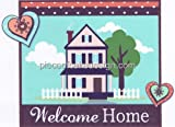 Welcome Home - Edible Cake Topper