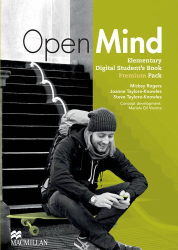 Download Open Mind British edition Elementary Level Digital Student's Book Pack Premium pdf epub
