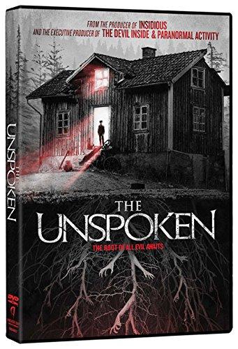 DVD : The Unspoken (DVD)