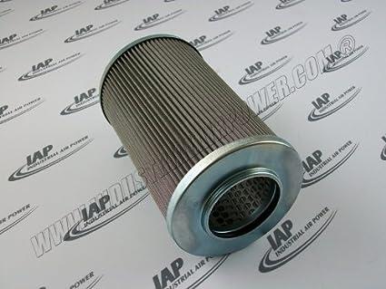 44241 Filtro de aceite elemento diseñado para uso con sullair compresores: Amazon.es: Amazon.es