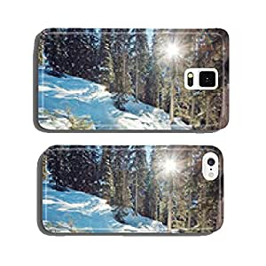 Afternoon mood in the forest - Switzerland cell phone cover case iPhone5