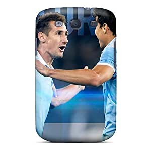 Durable The Best Player Of Lazio Miroslav Klose Is Victorious Back Case/cover For Galaxy S3