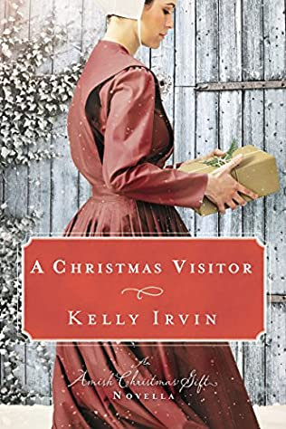 book cover of A Christmas Visitor