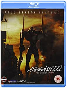 Evangelion: 2.22 You Can (Not) Advance [Blu-ray] [Reino Unido]