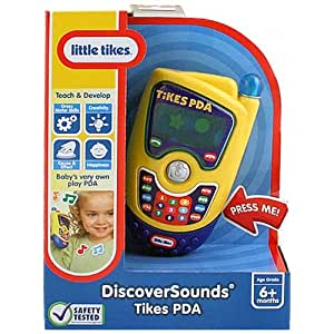 Amazon Com Little Tikes Discover Sounds Pda Baby