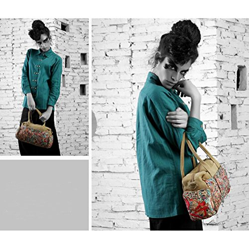Win8Fong - Bolso al hombro para mujer #2