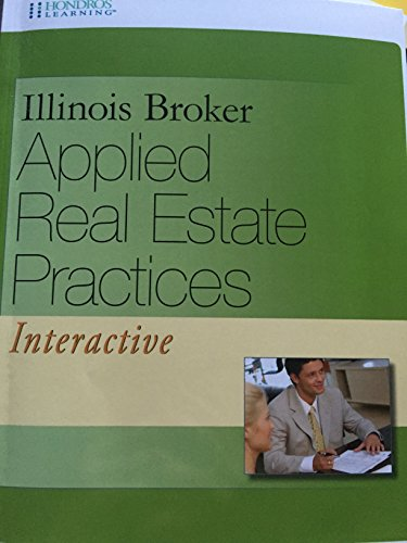 Illinois Broker Applied Real Estate Practices Interactive