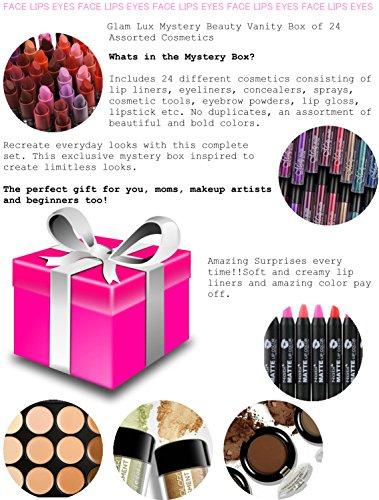 Review Beauty bundle Mystery Vanity
