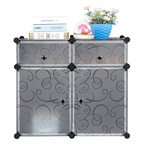 small 2 door cabinet - 4