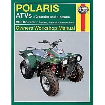 polaris trail blazer 330 2009 online service repair manual