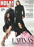 HOLA! USA Magazine [English Edition] April 2019 | Eva Longoria, Gloria Estefan, Zoe Saldana & Rita Morento