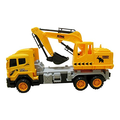 Large Toy Trucks For Boys : Big model excavator toy tractor for boys construction