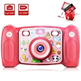 Best Hd Action Cameras - Victure Kids Camera Digital Rechargeable Selfie Action Camera Review