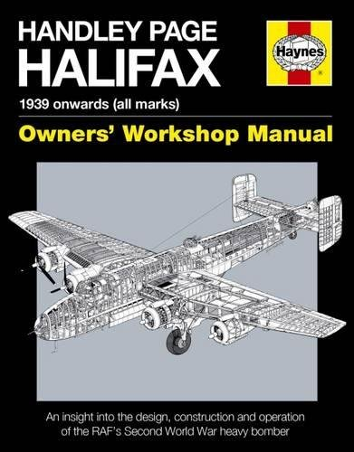 Handley Page Halifax: 1939 onwards (all marks) (Owners