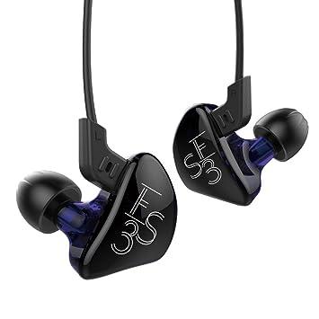 Dolity 1 pc de Auriculares con Almohadas de KZ ES3 Dual en Orejas Cómodos Suaves: Amazon.es: Electrónica