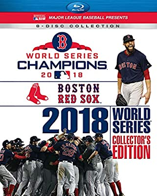 2018 World Series Champions: Boston Red Sox Complete Collector's Edition [Blu-ray]