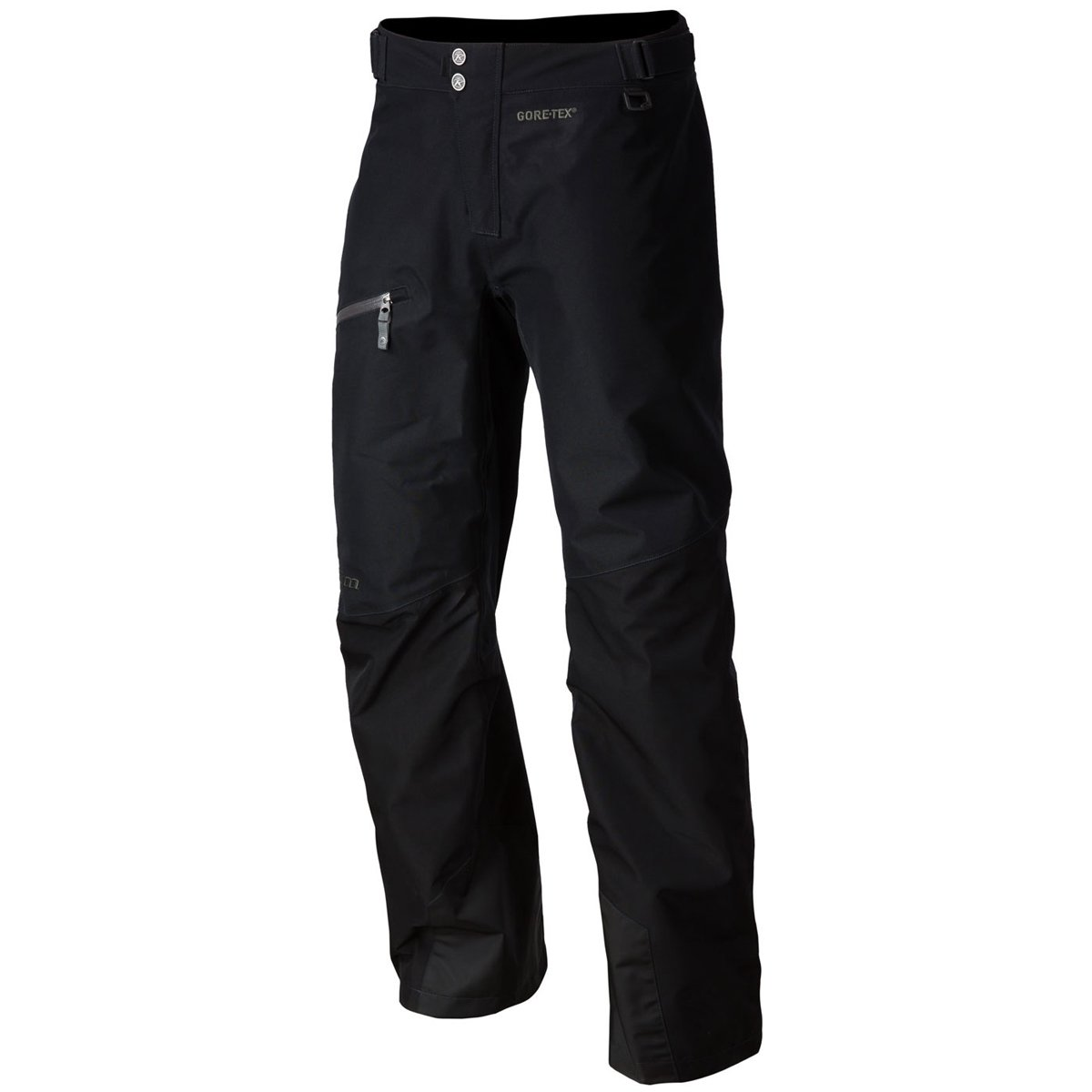 Klim Instinct Men's Ski Snowmobile Pants - Black / 2X-Large Tall by Klim (Image #1)