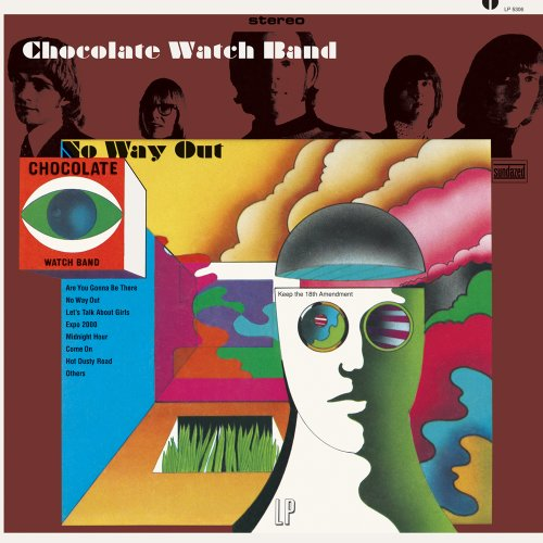 No Way Out Chocolate Watch Band