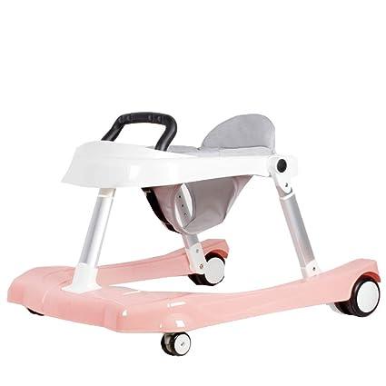 Amazon.com: YUMEIGE Walkers - Andador de coche para bebé ...