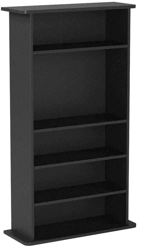 Atlantics Drawbridge CD & DVD Multimedia Cabinet- Shelf