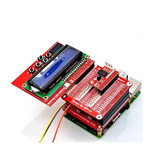 Multiplex Expansion Module - Raspberry Pi 2 Model B/B+ Triple GPIO Multiplexing Expansion Board Multiplex Extend Module Multiplex Plate