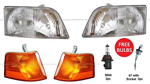 volvo truck parts lights - 6