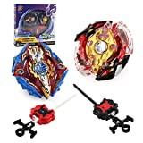 CHENGKETOYS Toy Stadium Beyblades Burst Launcher Battle Set
