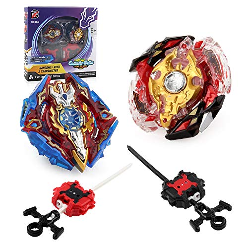 CHENGKETOYS Toy Stadium Beyblades Burst Launcher Battle Set -