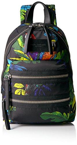 마크 제이콥스 Marc Jacobs Womens Parrot Printed Biker Mini Backpack