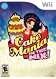 Cake Mania In The Mix - Nintendo Wii