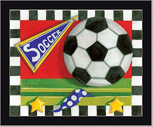 soccer posters for boys room