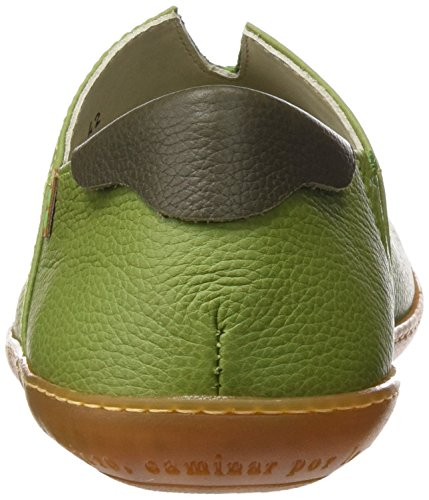Unisex N275 Viajero 42 Green Erwachsene S El EL Sneakers Grün Kaki Soft EU A Grain Naturalista g8Sqtw