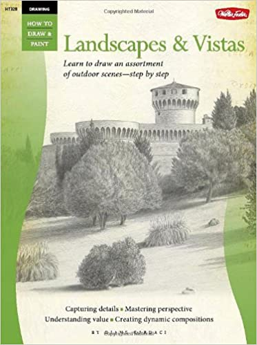 Drawing: Landscapes: Learn to draw an assortment of outdoor scenes_step by step (How to Draw & Paint)