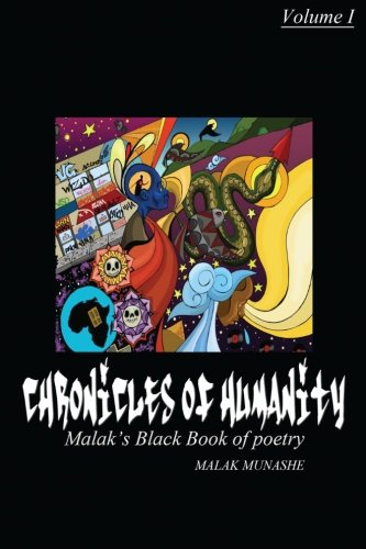 Chronicles of humanity: Malak's black book of poetry