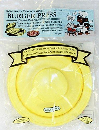 Robinson's Tastee Rings Burger Press ()