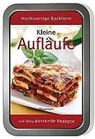 Kleine Aufläufe-Set: Mit Fleisch, Fisch und vegetarisch. Buch und passende...