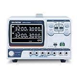 Instek GPE-3323 Linear DC Power Supply, 3 Channel, 0-32 V DC, 0-3 A DC, 217W