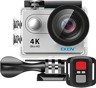 Câmera Filmadora Eken H9R Full HD 4K 12MP com controle