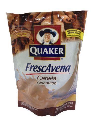 Quaker Frescavena Cinnamon Mix 12.35 oz