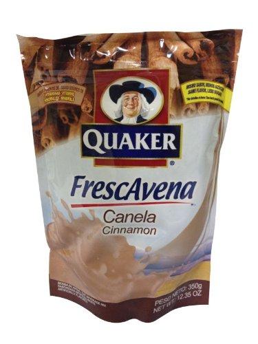 Quaker Frescavena Cinnamon Mix 12.35 oz