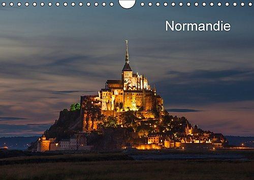 Normandie (Wandkalender 2017 DIN A4 quer)
