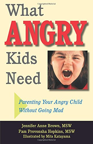 What Angry Kids Need: Parenting Your Angry Child Without Going Mad PDF