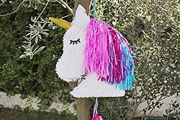 Tu Fiesta Mola Mazo Piñata de Unicornio|Piñata de comunión ...