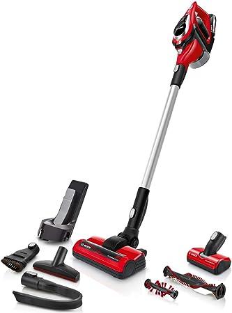 Bosch Hogar Unlimited Zooo Aspirador sin Cables, 2 Velocidades, Rojo (Serie 8): Amazon.es: Hogar