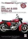 BSA 350, 441 & 500 Singles: Unit Construction