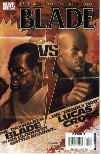 Download Blade #11 : A Night For Destiny (Marvel Comics) pdf epub