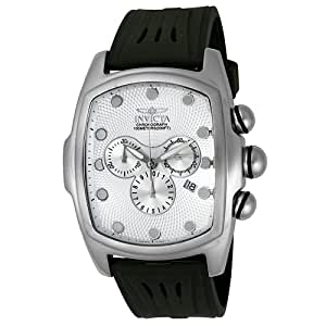 Invicta Men's 6401 Lupah Collection Chronograph Special Edition Rubber Watch Set
