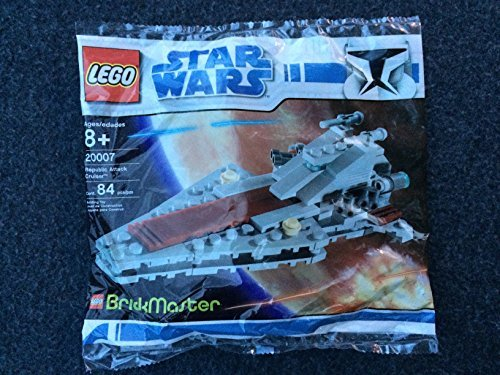 LEGO Star Wars 20007 Mini Republic Attack Cruiser