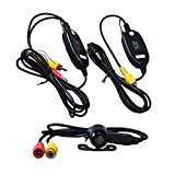 Dacawin Car Reverse Rearview Back Up Camera Wireless Kit (a)